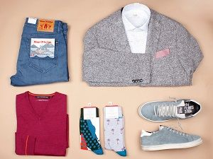 Ga je vaak smart casual gekleed?